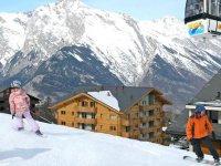 Švýcarsko lyžování