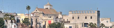 Bari - promenáda - ilustrační foto