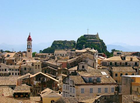 Seznámení s Korfu - diamant Středomoří