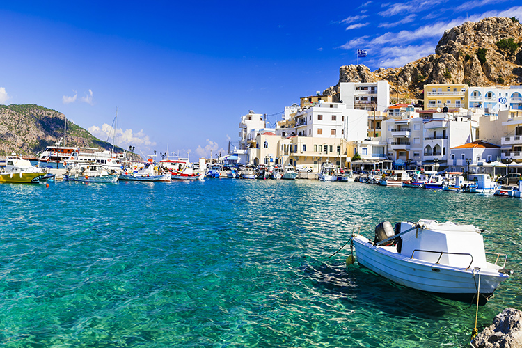 shutterstock_321971420_beautiful islans of Greece - Karpathos with picto...